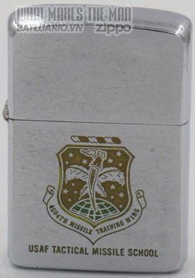 Zippo 1959 USAF Tactical Missile School
