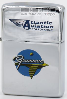 Zippo 1961 T&C - Zippo for Grumman Atlantic Aviation Corporation