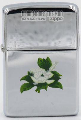 Zippo 1961 T&C with Gardenia