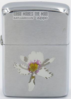 Zippo 1961 - Zippo T&C Orchid
