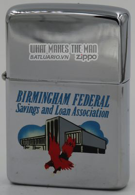 Zippo 1963 T&C Birmingham Federal
