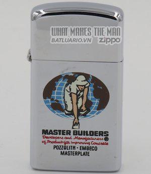 Zippo 1964 T&C Master Builders