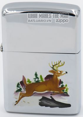 Zippo 1965 Town & Country Leaping Deer