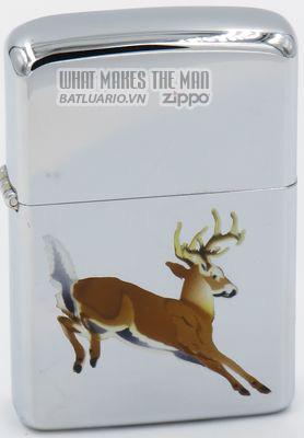 Zippo 1965T&C - Zippo Leaping Deer