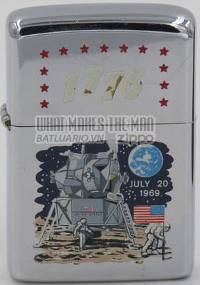 Zippo 1968 Moonlander 1776