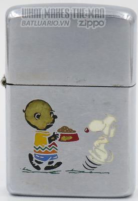 Zippo 1969 Charlie Brown & Snoopy