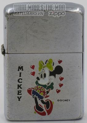 Zippo 1970 Minnie Mouse