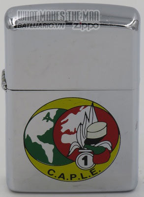 Zippo 1993 CAPLE