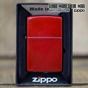 Bật Lửa Zippo 21063 - Zippo Candy Apple Red 2
