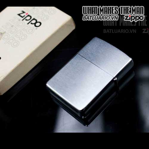 Zippo cổ xưa 1976 – west point pepperell 3