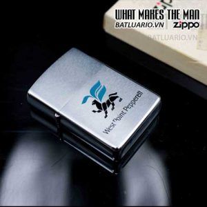 Zippo cổ xưa 1976 – west point pepperell