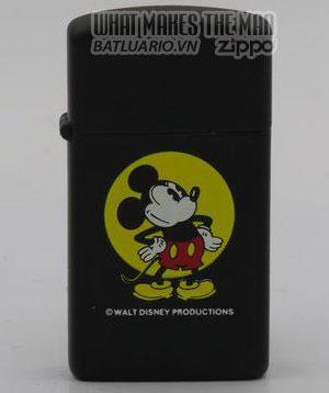 Zippo slim1983 with large Mickey prototype