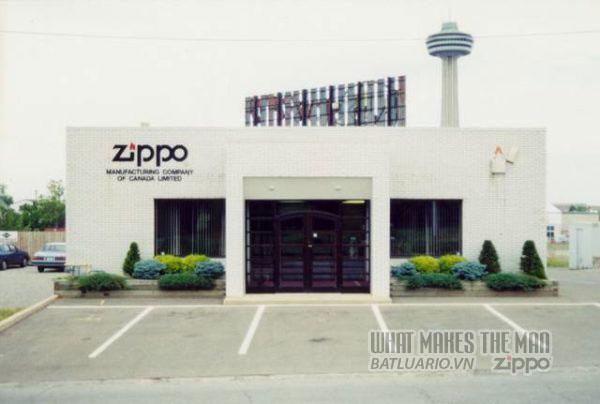 Nhà máy Zippo Canada 1
