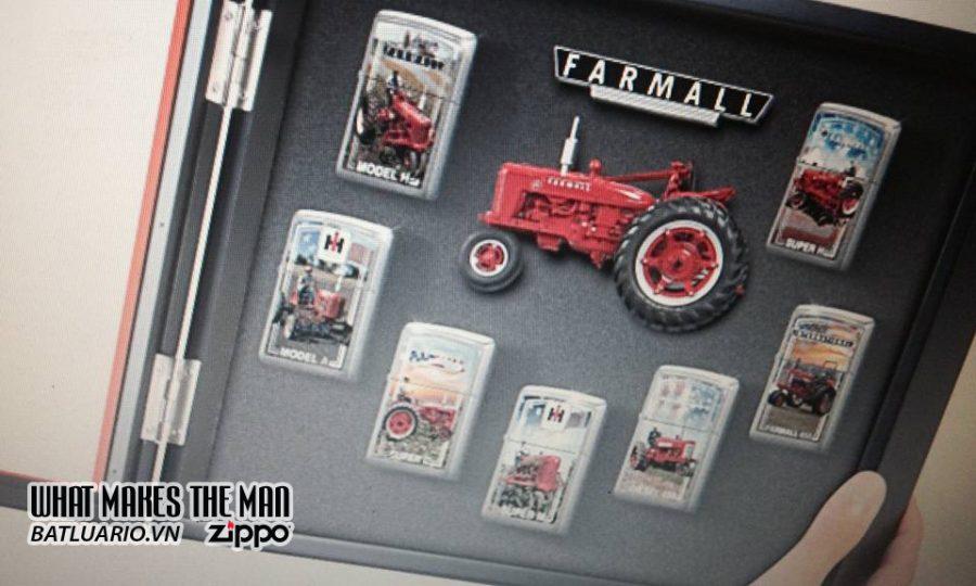 SET ZIPPO FARMALL 2