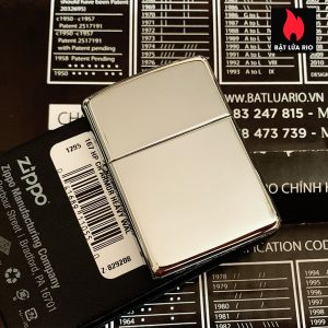 Zippo 167 - Zippo Armor High Polished Chrome 4