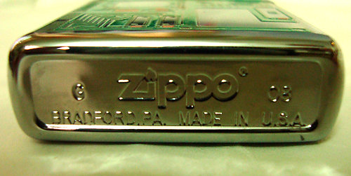 Zippo 24329 - Zippo Circuit Board Polished Chrome 3