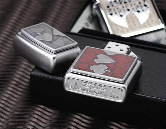 Zippo 24850 - Zippo 4 Card Suits 4