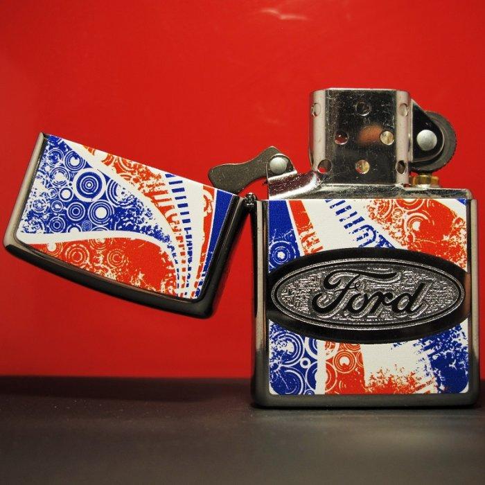 Zippo 24946 - Zippo Ford Oval Contemporary 1