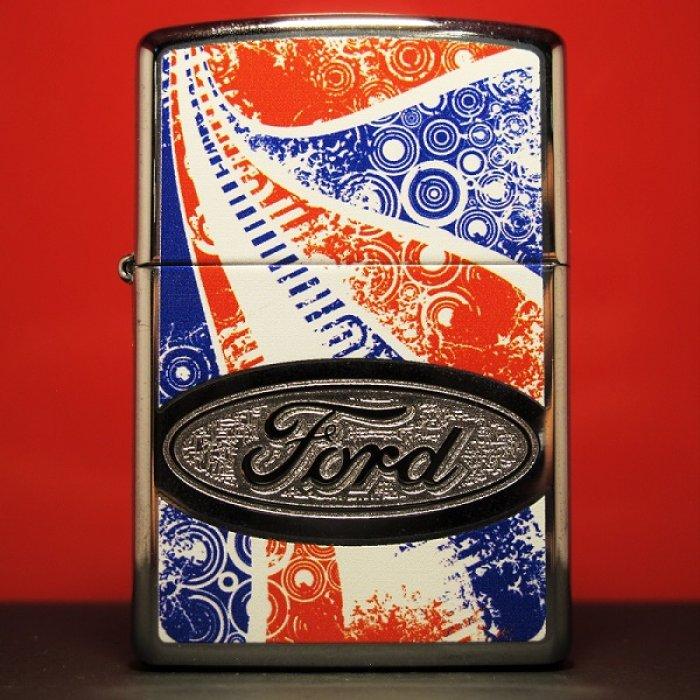 Zippo 24946 - Zippo Ford Oval Contemporary 2