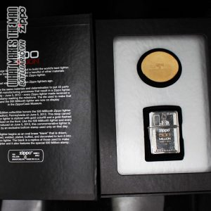 ZIPPO 2012 – 500 MILLION LIMITED EDITION 13