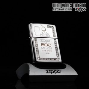 ZIPPO 2012 – 500 MILLION LIMITED EDITION