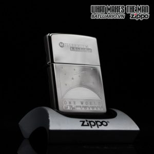 ZIPPO COTY 1999 : ONE WORLD – ONE FUTURE (OUR CENTURY COMPANION PIECE)