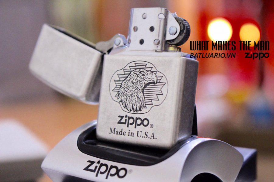 ZIPPO 121FB EAGLE HEAD 2
