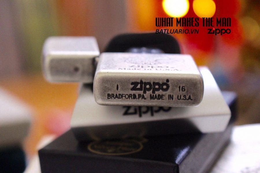 ZIPPO 121FB EAGLE HEAD 3