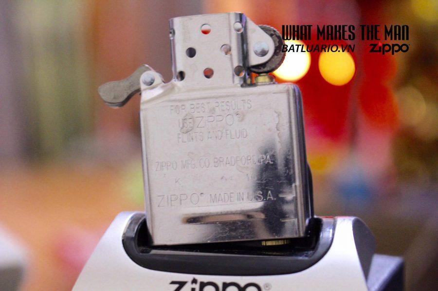 ZIPPO 121FB EAGLE HEAD 4