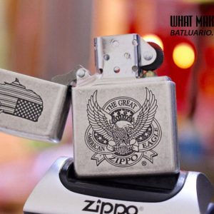 ZIPPO 121FB THE GREAT AM EAGLE 2016 1