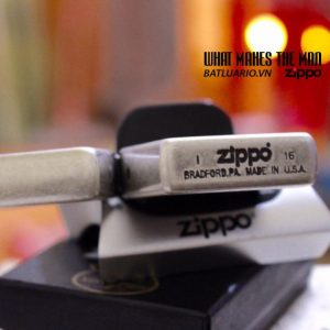 ZIPPO 121FB ZIPPO EAGLE MADE IN THE USA 4