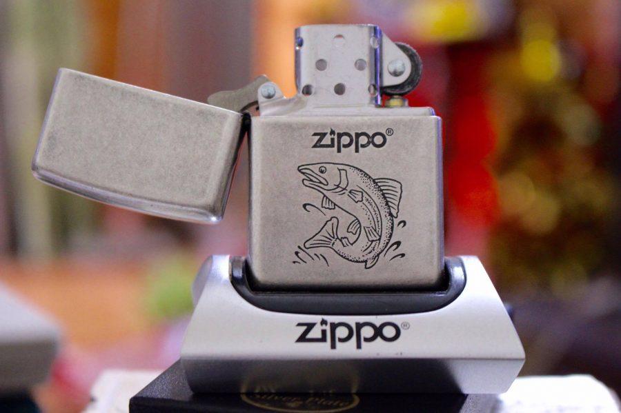 ZIPPO 121FB ZIPPO - FISH 1
