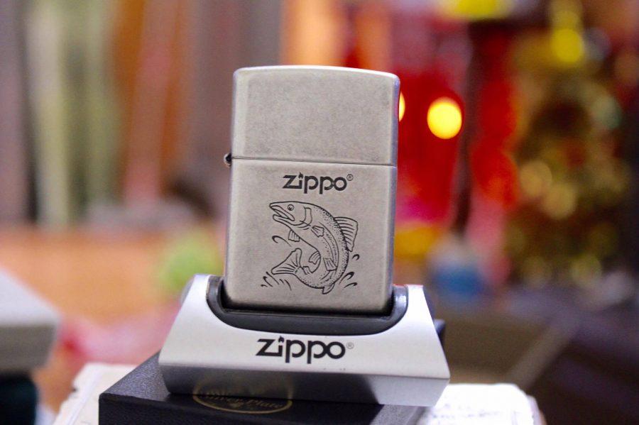 ZIPPO 121FB ZIPPO - FISH 2