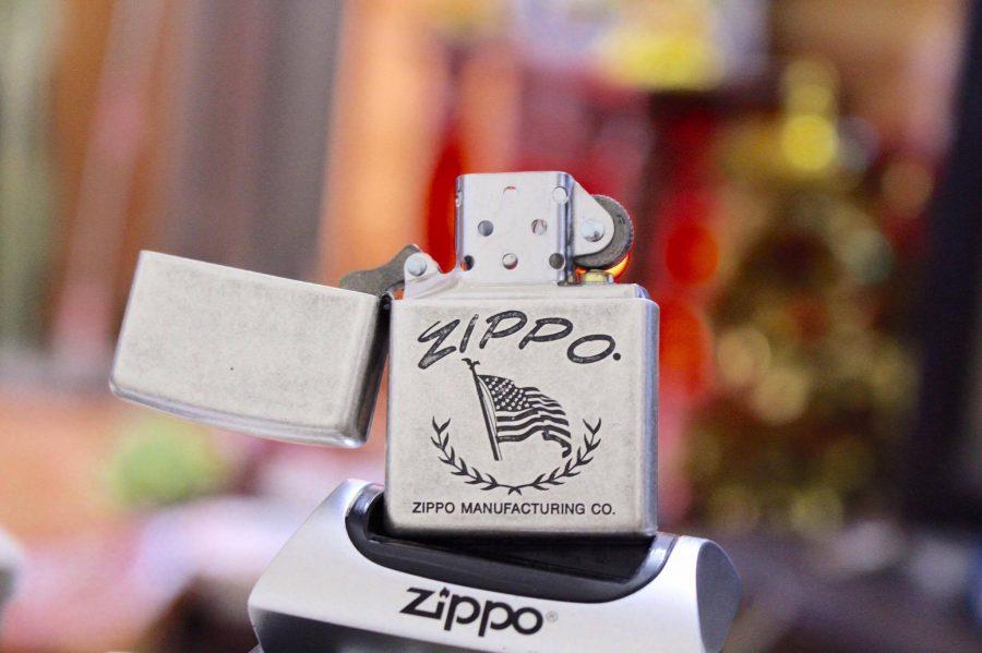 ZIPPO 121FB ZIPPO - FLAG 1