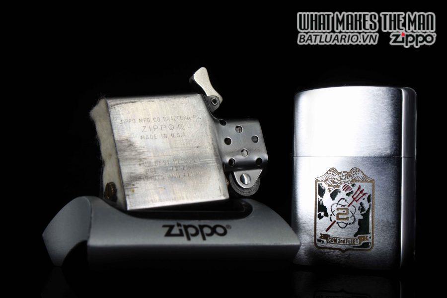 ZIPPO 1983 – COMMANDER 2ND FLEET 2