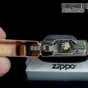ZIPPO 2002 – SOLID COPPER – JCH 6