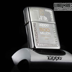 ZIPPO 2012 – 500 MILLION LIMITED EDITION – LIMITED 3411