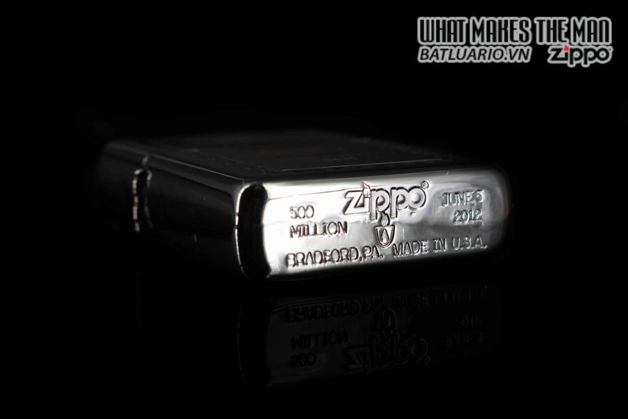 ZIPPO 2012 – 500 MILLION LIMITED EDITION – LIMITED 3411 5