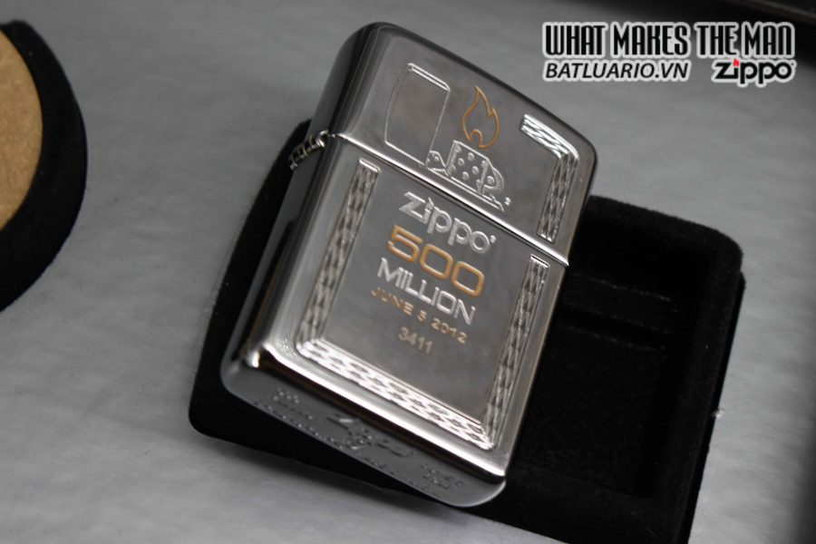 ZIPPO 2012 – 500 MILLION LIMITED EDITION – LIMITED 3411 6
