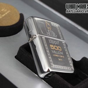 ZIPPO 2012 – 500 MILLION LIMITED EDITION – LIMITED 3411 9