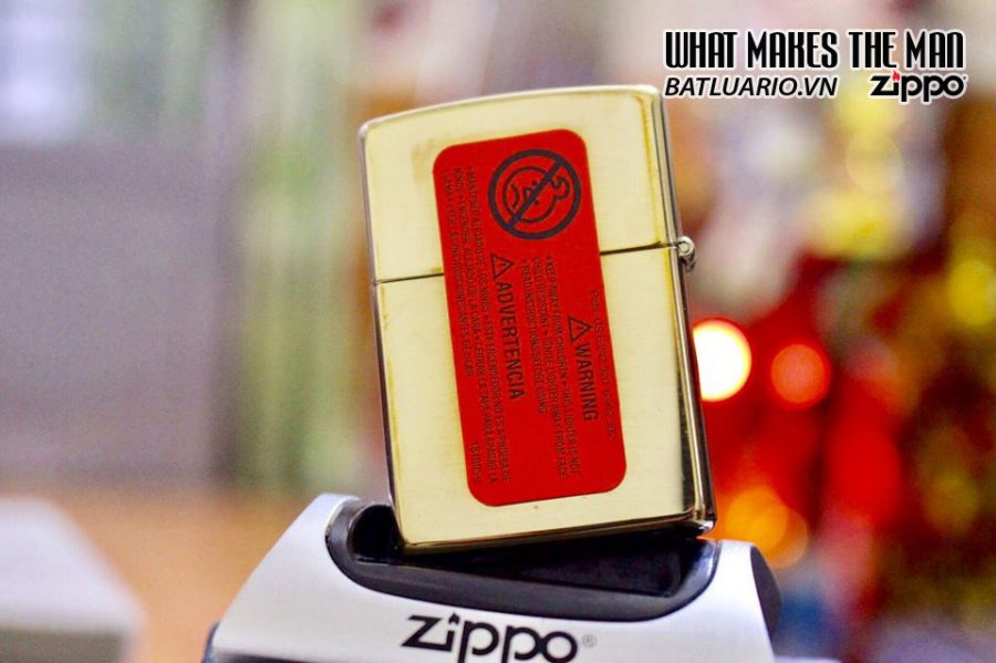 ZIPPO 254B RED MARBLE 1