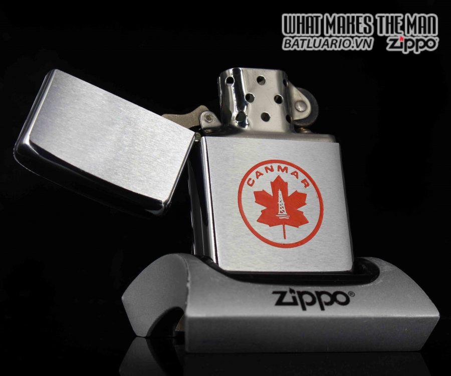 ZIPPO CANADA 1970S - CANMAR 1