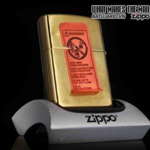ZIPPO LA MÃ 1999 – ĐỒNG NGUYÊN KHỐI – CAFE HARD ROCK – DUBAI 2