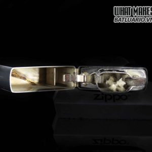 ZIPPO XƯA 1955 – FAIRBANKS MORSE F M 6