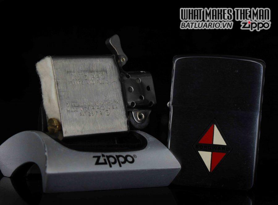 ZIPPO XƯA 1959 – BORGWARD 2