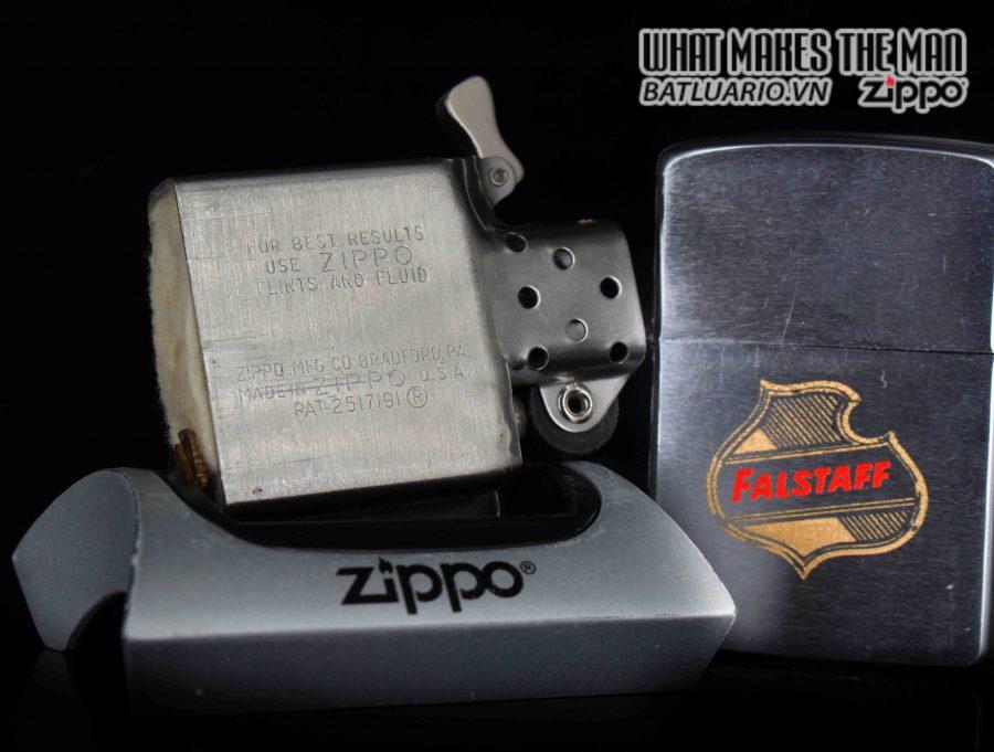 ZIPPO XƯA 1962 – FALSTAFF 2