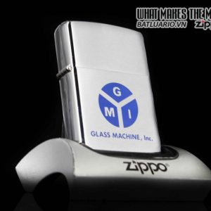 ZIPPO XƯA 1975 – GMI – GLASS MACHINE INC