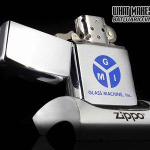 ZIPPO XƯA 1975 – GMI – GLASS MACHINE INC 6