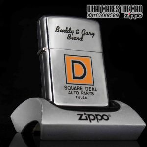 ZIPPO XƯA 1979 – BUDDY & GARY BEARD