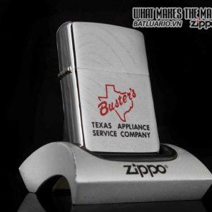 ZIPPO XƯA 1979 – BUSTER'S
